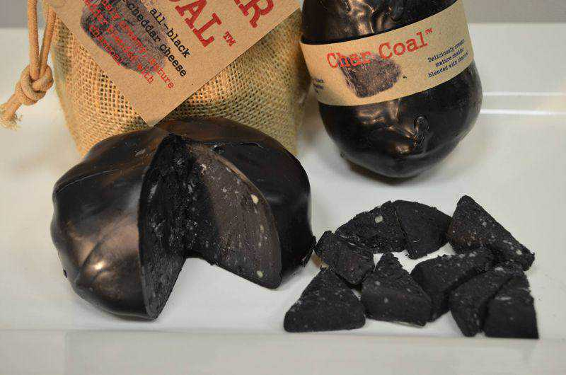 charcoal-cheese