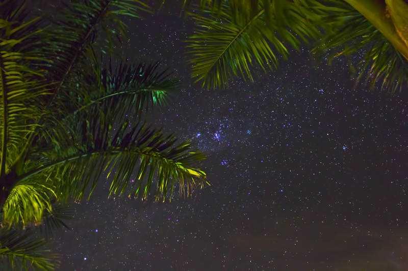estrelas no ceu