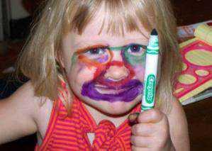 kid-crayola