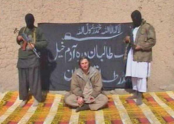 Execuções do Talibã em nome da lei de Sharia