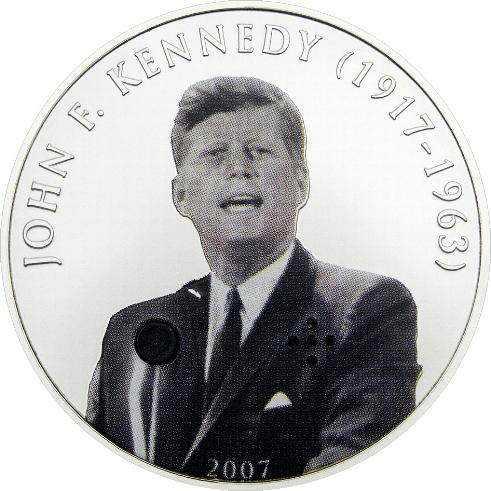 Kennedy-Coin