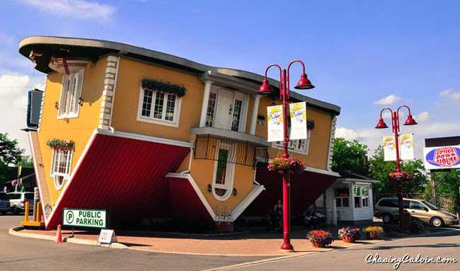 UpsideDownHouse-Niagara