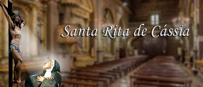 Santa Rita de Cássia: exemplo de esposa, de mãe e de religiosa, padroeira das coisas impossíveis e das causas desesperadas