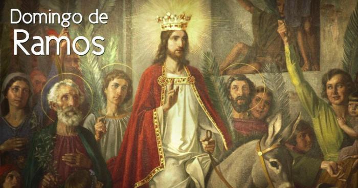 Domingo de Ramos - Revista Arautos do Evangelho - Revista Católica