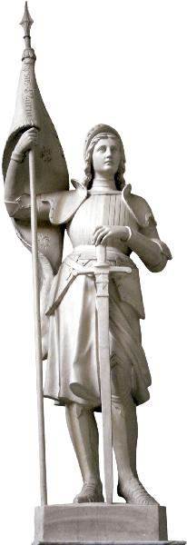 Santa Joana D'Arc - História dos santos - Revista Arautos do Evangelho - Revista Católica