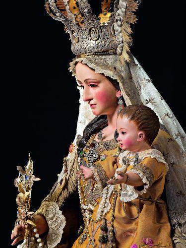 Nossa Senhora Rainha - Maria, Mãe de Deus - Revista Católica Arautos do Evangelho