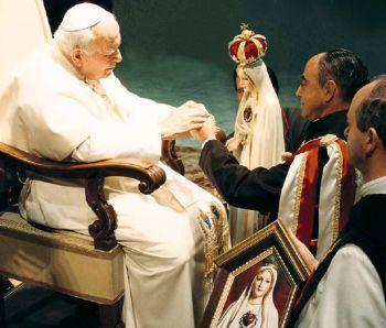 Aprovação Pontifícia - Arautos do Evangelho - Revista Arautos do Evangelho - Revista Católica
