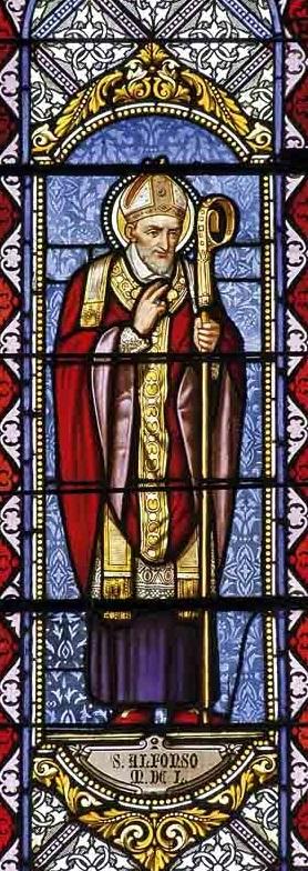 Santo Afonso Maria de Ligório - História dos Santos