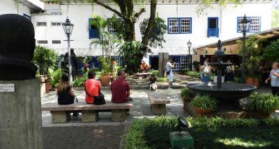 Jardim Pateo do Collegio