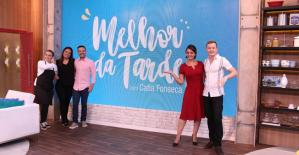 Catia Fonseca abre seu segundo ano na Band com novidades e promete maior proximidade com o telespectador