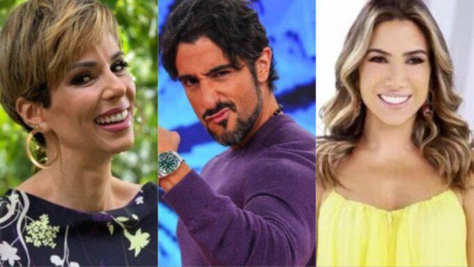 Ana Furtado, Marcos Mion, Patrícia Abravanel: Os substitutos mais caros da TV brasileira