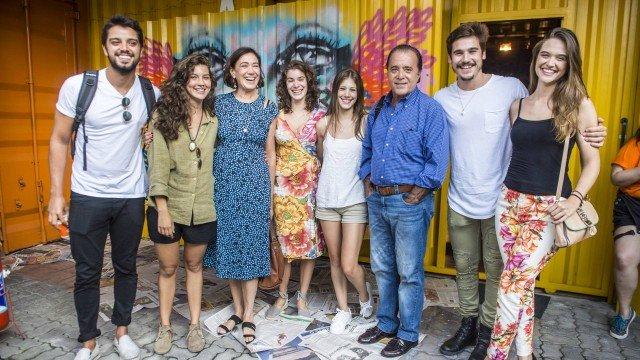 Globo convoca Tony Ramos e Lilia Cabral para dar aula para novatos de Malhação