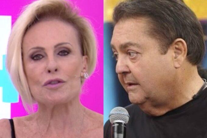 Ana Maria Braga constrange Faustão ao vivo na Globo e faz exigência após participar do Domingão