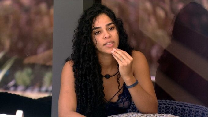 """BBB19: No Paredão, Elana faz triste desabafo: """"Não é possível que não tenho nenhuma qualidade"""""""