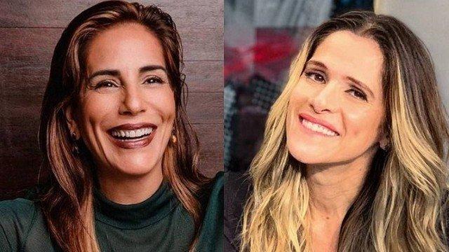 Glória Pires esnoba convite para fazer filme, Ingrid Guimães aceita e as duas brigam feio