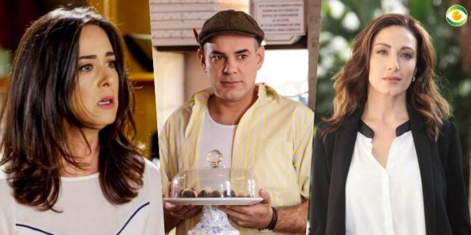As Aventuras de Poliana: Fernanda volta ao Brasil e causa um clima constrangedor em jantar de Durval e Claudia