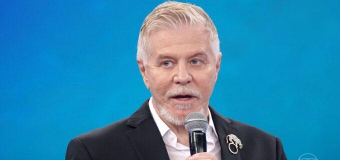 Miguel Falabella perde a linha no Faustão, detona diretores de novela da Globo e deixa apresentador perplexo com atitude