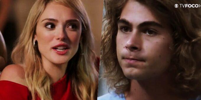 Verão 90: Apaixonada por João, Manuzita revela confessa encantamento por Manuel e o usa para esquecer o ex