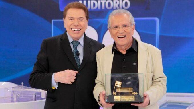 """Carlos Alberto de Nóbrega implora ajuda para Silvio Santos """"só dá empréstimo para quem não precisa"""""""