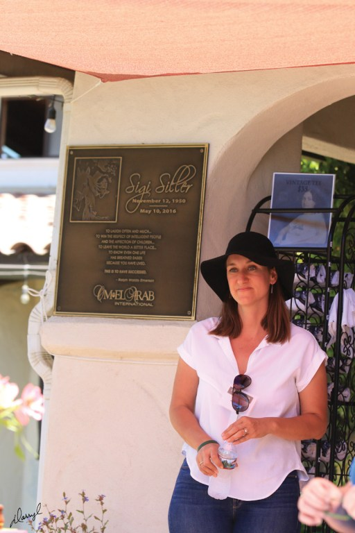 Janina Merz, owner of Om El Arab, shared how special it was to host the Conformation Clinic, dedicating the weekend to honor her mother, Sigi Siller, who passed away last year. Larson Photo.