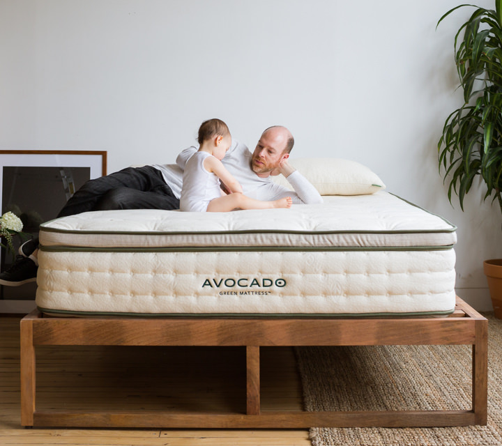 Natural Mattress   Green Beds   Avocado Green Mattress     Avocado Green Mattress