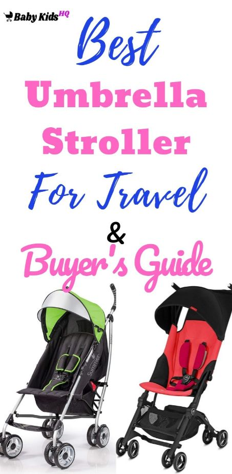 Best Umbrella Stroller For Travel Review