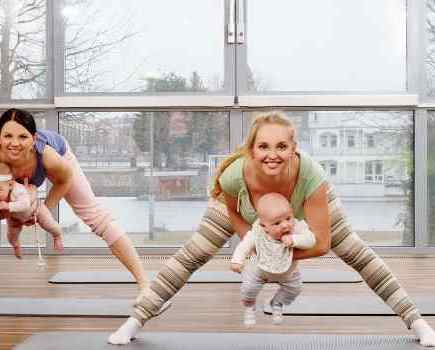 Exercise After Pregnancy 6 Postnatal Exercises & Benefits