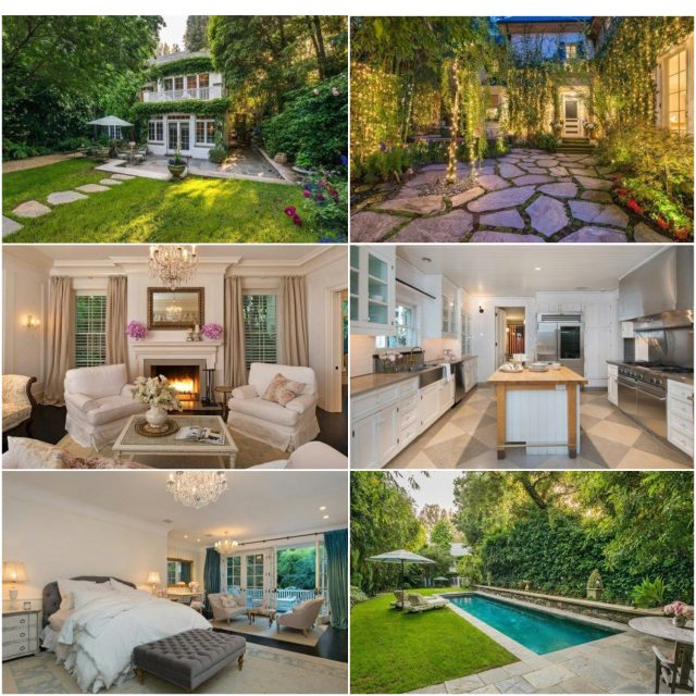 Jennifer Lawrence House: Her Neighbors in Beverly Hills are Super ...