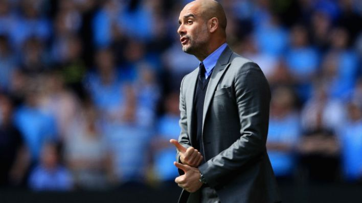 Guardiola, técnico do Manchester City (Foto: Getty Images)