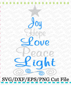 Download SVG-CHRISTMAS Archives - Creative Appliques