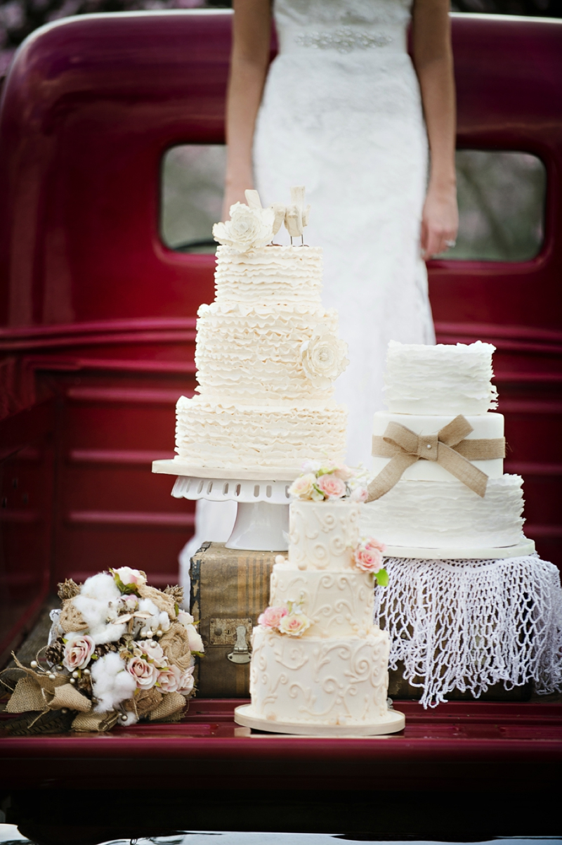 Rustic Wedding Cake Ideas Every Last Detail