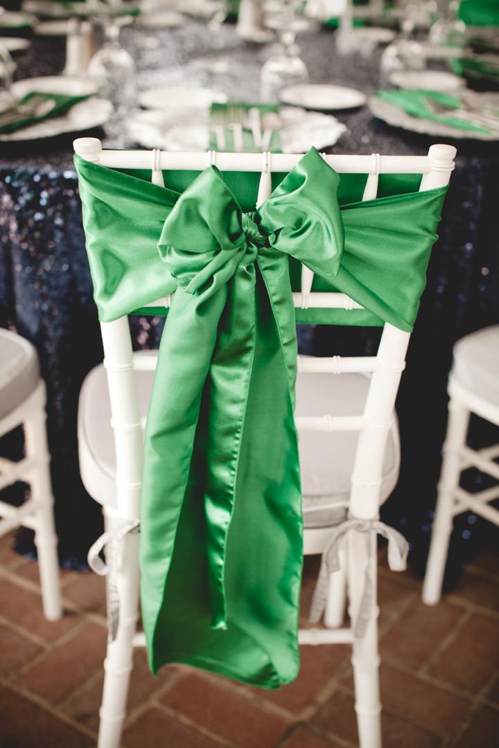 Modern Elegant Emerald And Navy Wedding Every Last Detail