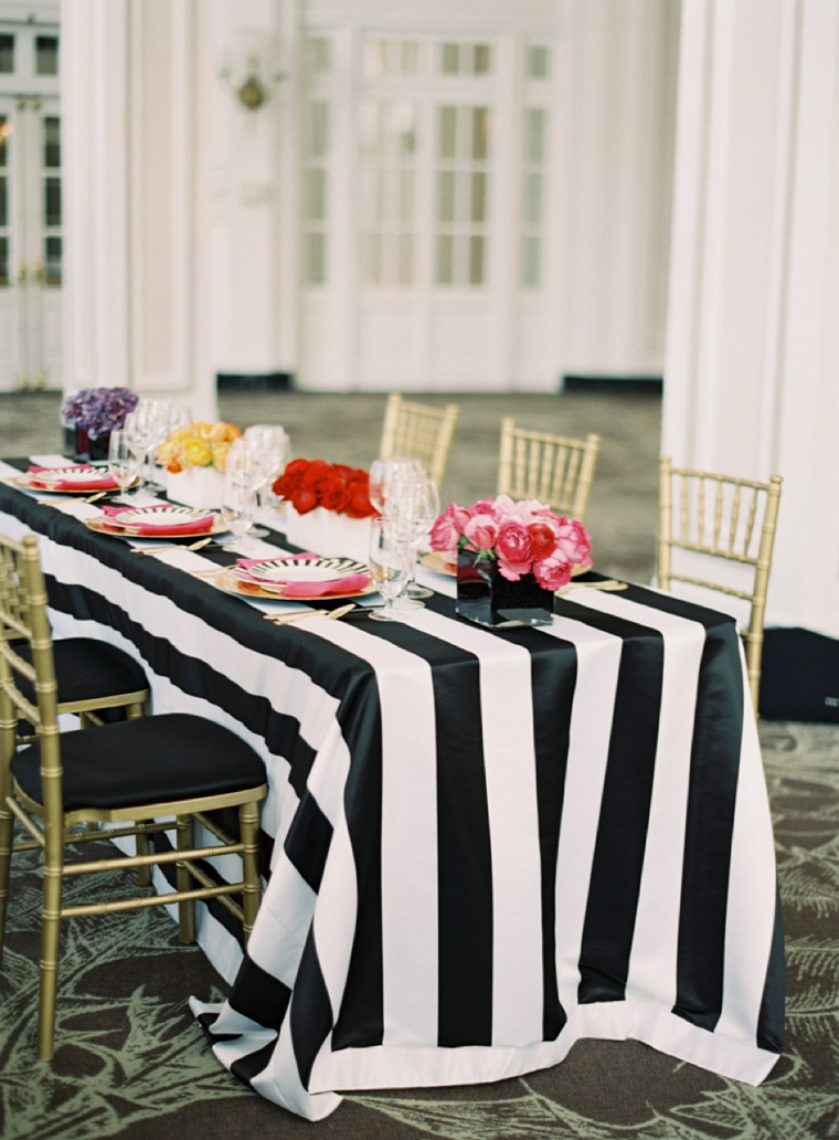 Colorful Kate Spade Inspired Wedding Ideas Every Last Detail