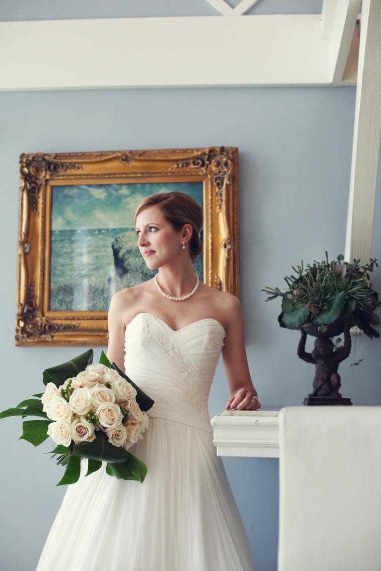 Beach Wedding Attire Bride