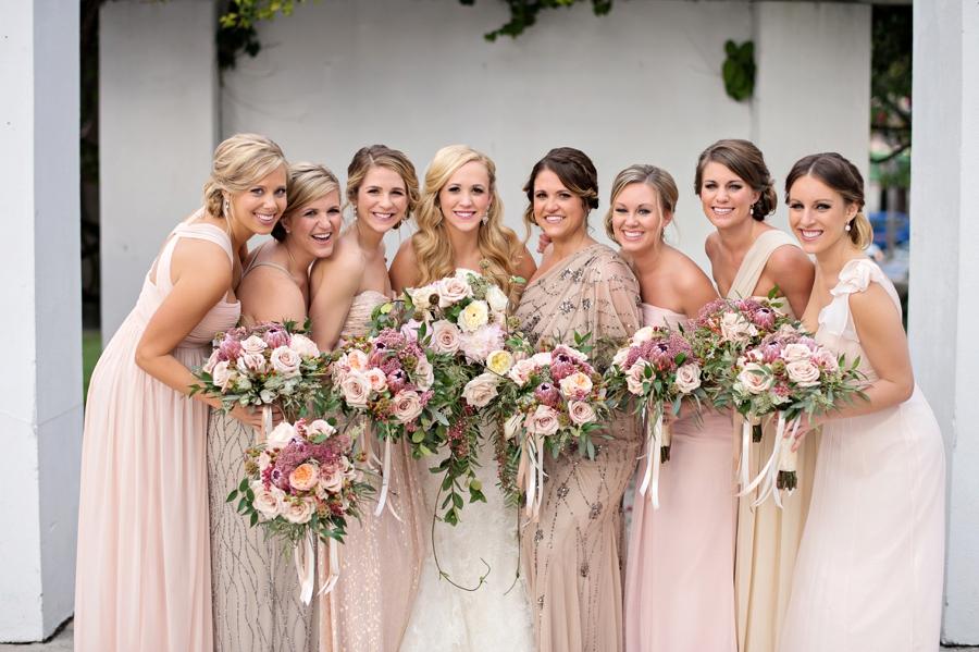 15 Spring Wedding Color Palettes