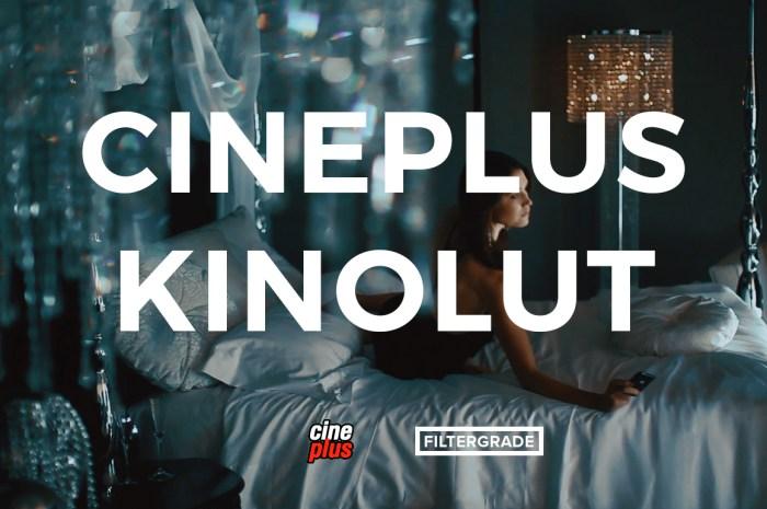 Cineplus KinoLUT Plugin Free Download
