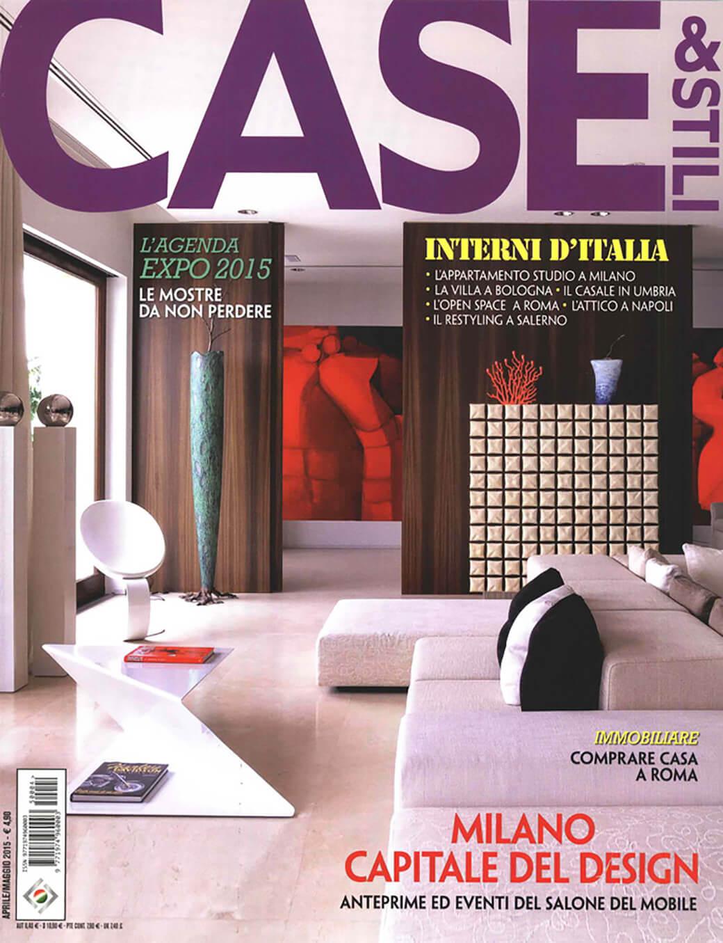 Case E Stili Design press: zoo couture jewelry italian style - case e stili