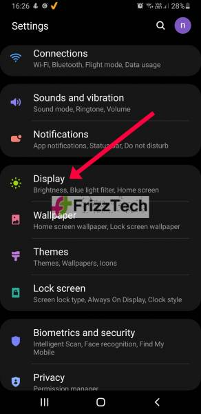 How to hide apps on android without disabling - Samsung setting Home