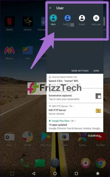 How to Hide Apps on Android without Disabling - Android phone profiles change