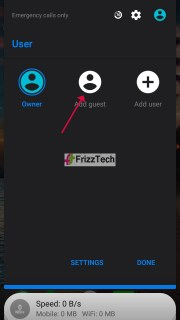 How to Set Up Guest Mode on Android- Add Guest