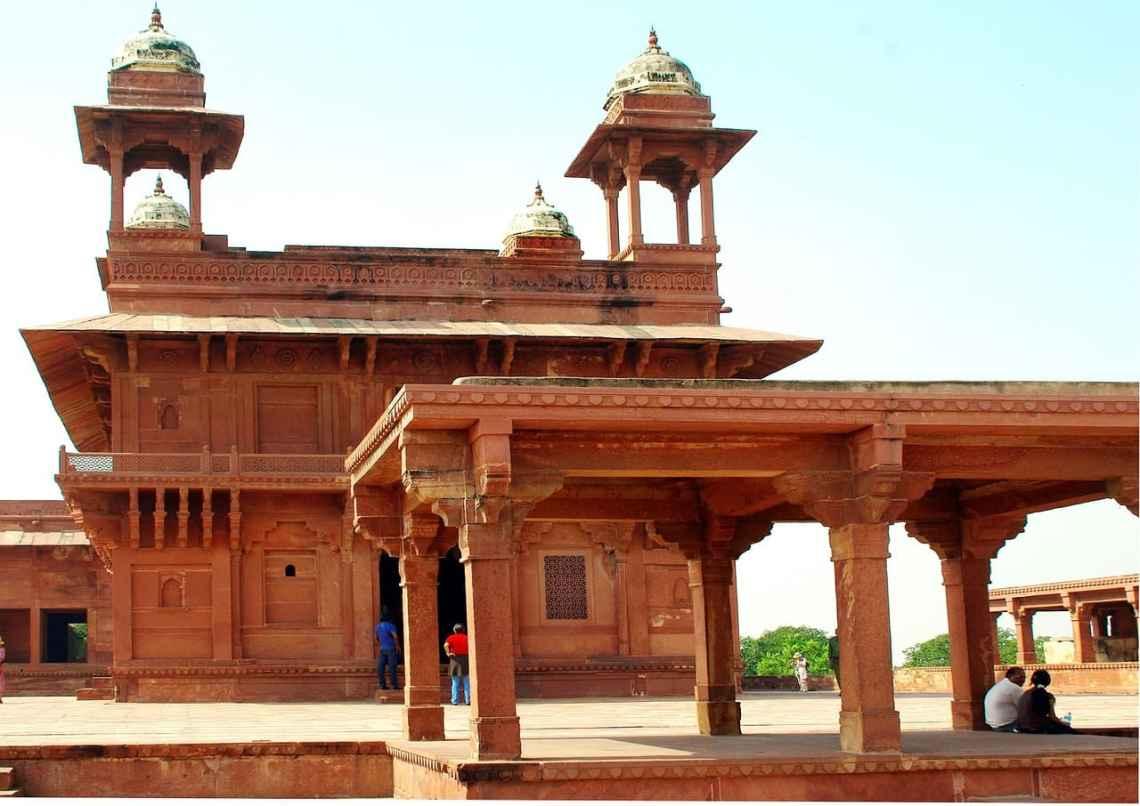 Fatehpur-Sikri--India