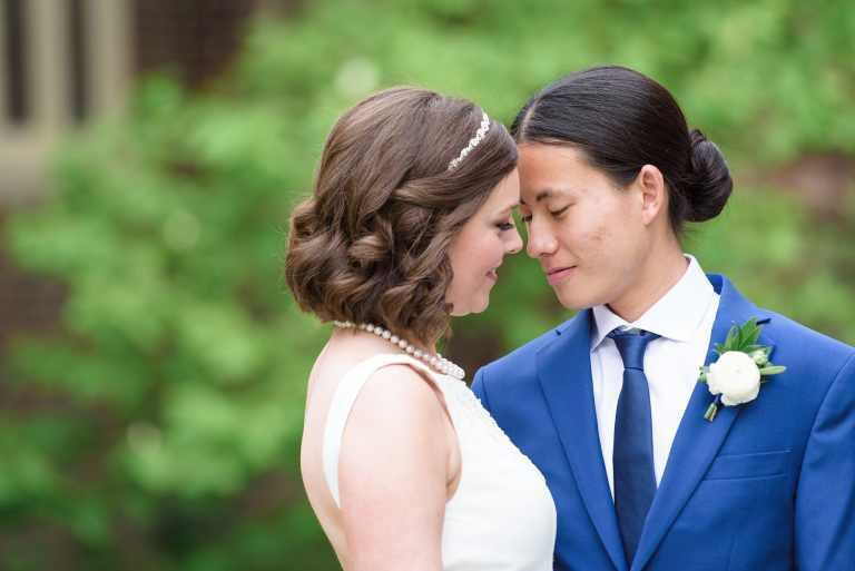grinnell college wedding photographer