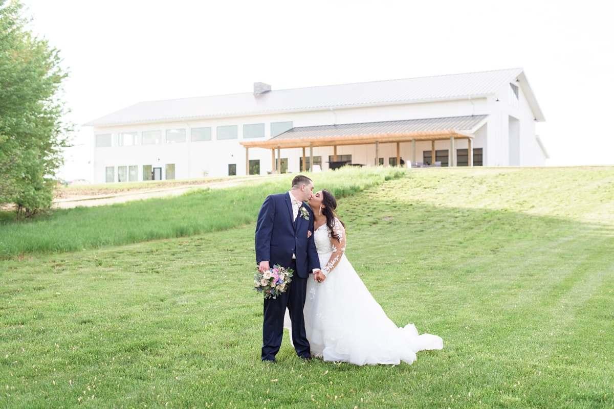 Emerald Hills Events Iowa wedding reception venue