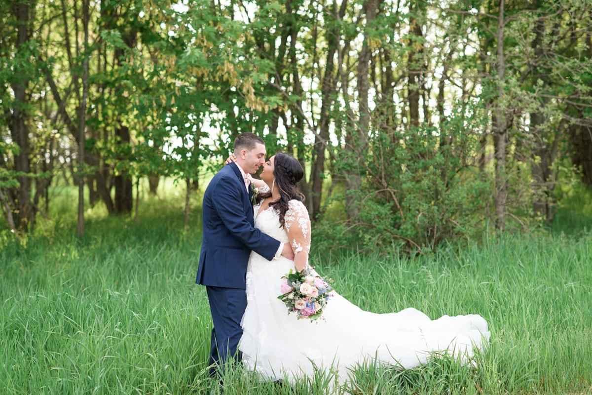 emerald hills events spring wedding