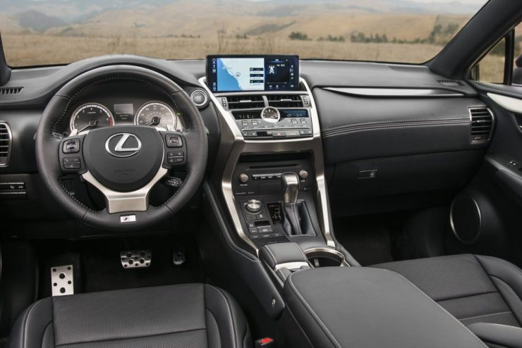 Connected Technology for the 2021 NX