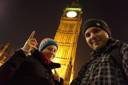 Londyn w 2 dni