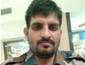 Martyr Rajiv Singh Shekhawat