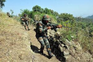 आतंकी घुसपैठ के लिए पाक ने भारतीय चौकियों पर की गोलीबारी, भारत ने दिया मुहतोड़ जवाब