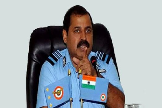 Air Chief Marshal R K S Bhadauria