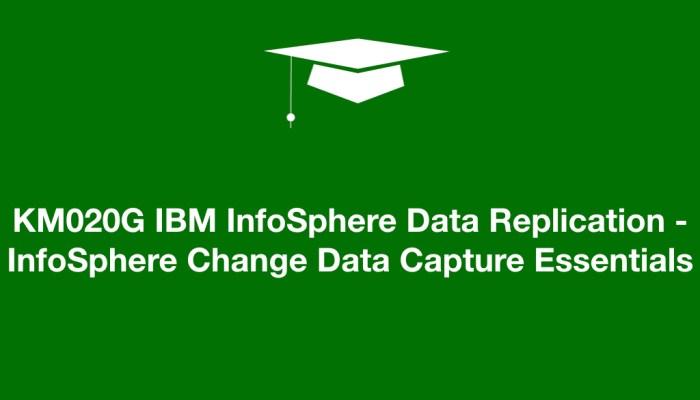 IBM InfoSphere